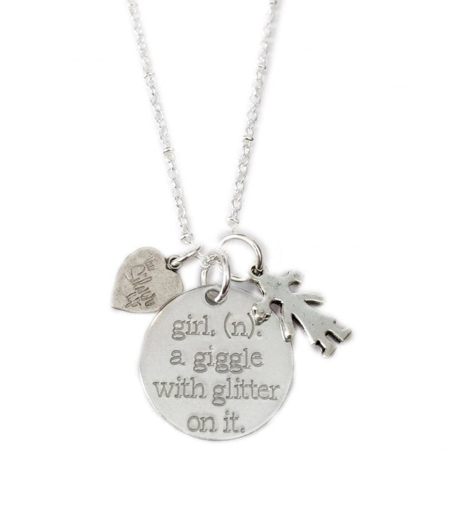 Girl Noun Necklace