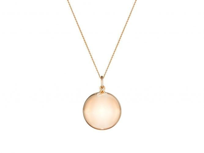 Pregnancy Chime Necklace - Rose Gold - Sexy Mama Maternity